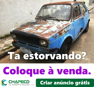 classificados chapecó