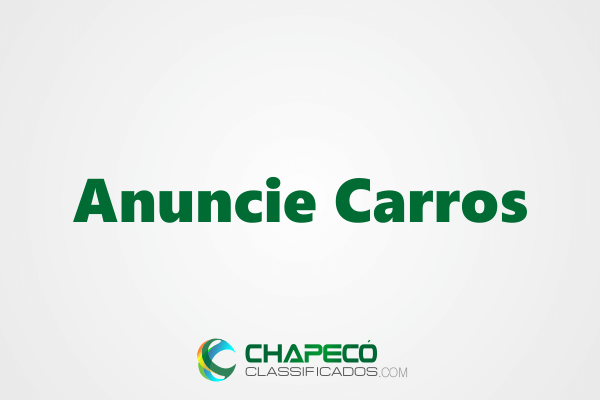 Anunciar Carro - Chapecó Classificados
