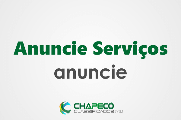 Anunciar Serviços em Chapecó