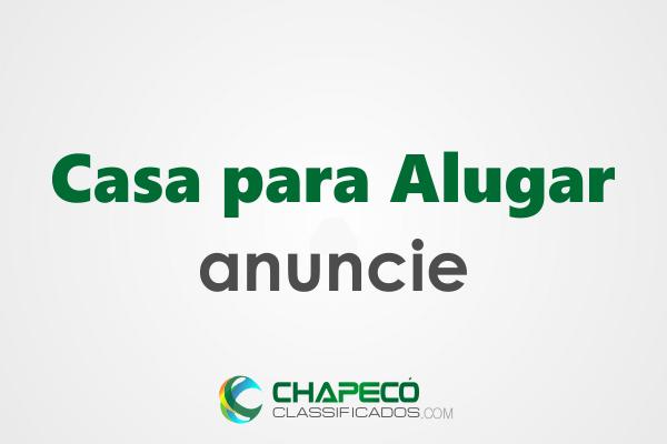 Casa para Alugar em Chapecó